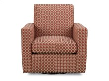 Accent Swivel Chair - (Dax Bittersweet)