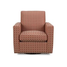 Accent Swivel Chair - (Dax Bittersweet)