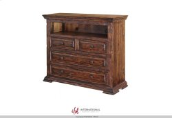 4 Drawer Media Chest Product Image