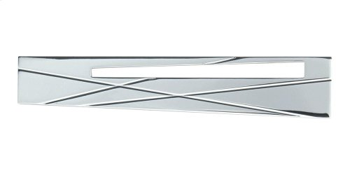 Modernist Right Pull 3 Inch (c-c) - Polished Chrome