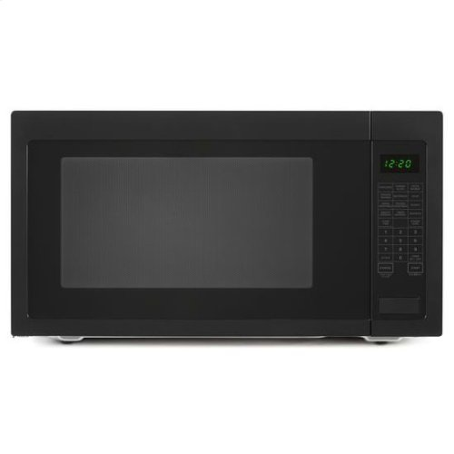 Amana® 2.2 Cu. Ft. Countertop Microwave with Add :30 Seconds Option - Black