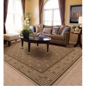 Cosmopolitan Cs95 Chs Rectangle Rug 27'' X 18''