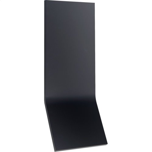 Visual Comfort PB2050MBK Peter Bristol Bend LED 20 inch Matte Black Outdoor Wall Light, Large Tall