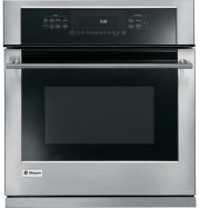 """**CLOSEOUT MODEL** GE Monogram® 27"""" Built-In Electric Single Oven"""