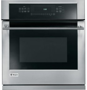 "**CLOSEOUT MODEL** GE Monogram® 27"" Built-In Electric Single Oven"