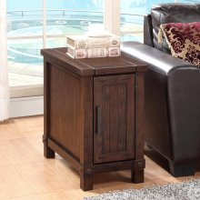 Windridge - Chairside Chest - Sagamore Burnished Ash Finish