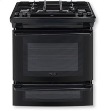 """30"""" Dual-Fuel Built-In Range with Wave-Touch® Controls"""