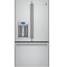 ( FLOOR LOANER MODEL) GE Cafe™ Series ENERGY STAR® 27.8 Cu. Ft. French-Door Refrigerator with Keurig® K-Cup® Brewing System