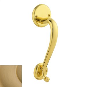 Vintage Brass Pitcher Pull Product Image