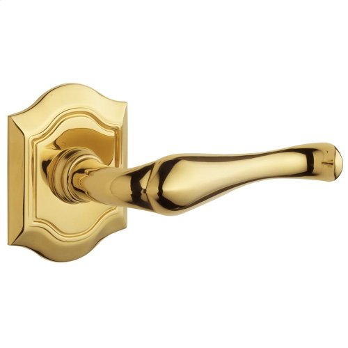 Lifetime Polished Brass 5447V Bethpage Lever