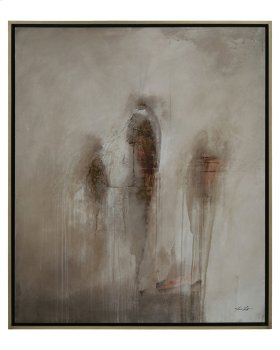 J Lott's Three Ghosts Moving Painting