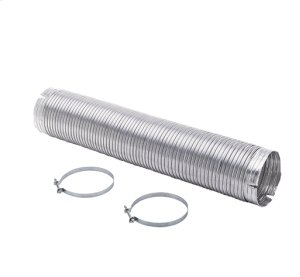 Smart Choice 8' Semi-Rigid Dryer Vent Kit