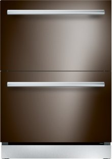 24 inch UNDER-COUNTER DOUBLE DRAWER REFRIGERATOR T24UR900DP