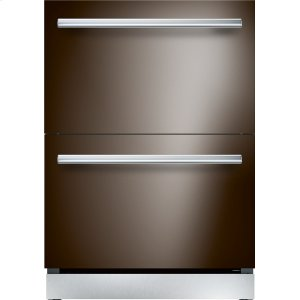 THERMADOR24 inch UNDER-COUNTER DOUBLE DRAWER REFRIGERATOR T24UR900DP