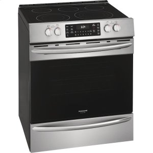 Frigidaire Gallery 30'' Front Control Electric Range with Air Fry Product Image