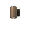 1 Light Outdoor Wall Cylinder AZ