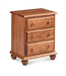 Georgia Nightstand with Drawers