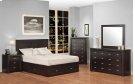 Contempo Condo Bedroom Product Image