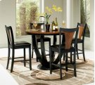 Boyer Collection 5 Piece Counter Height Dining Room Set Product Image
