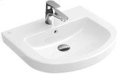 """Washbasin 24"""" Oval - White Alpin"""