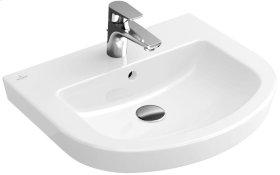 """Washbasin 26"""" Oval - White Alpin"""