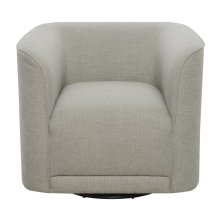 Emerald Home Whirlaway Swivel Chair Gray U3272-04-03
