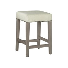 Jaxon Counter Stool with Nailheads