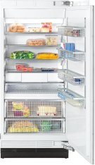 F 1903 SF MasterCool freezer with individual water and ice cube supply thanks to integrated IceMaker. Product Image