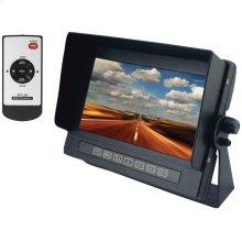 "7"" Universal Digital Color LCD Monitor"