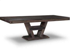 Algoma 42x84+2-12 Dining Table