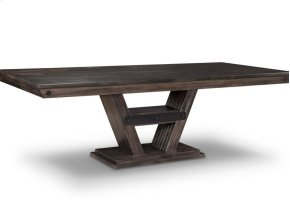 Algoma 42x60 Solid Top Dining Table