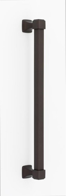 Cube Appliance Pull D985-12 - Chocolate Bronze