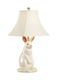 Dignified Rabbit Lamp
