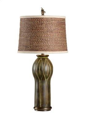 Milkweed Lamp