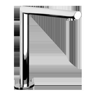 "Deck mounted washbasin spout, 1/2"" connections - Spout projection 7-5/16"""