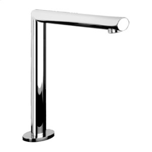 """Deck mounted washbasin spout, 1/2"""" connections - Spout projection 7-5/16"""" Product Image"""