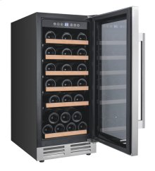28 Bottle Designer Series Wine Chiller w/Seamless Door