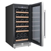 28 Bottle Designer Series Wine Chiller w/Seamless Door