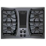 "General ElectricGE PROFILEGE Profile(TM) 30"" Built-In Gas Downdraft Cooktop"