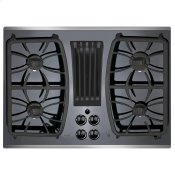 "30"" Built-In Gas Downdraft Cooktop"