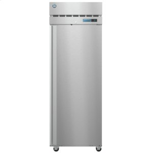 HoshizakiR1A-FS, Refrigerator, Single Section Upright, Full Stainless Door with Lock