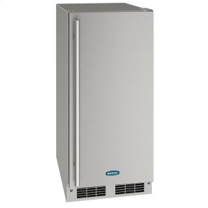 Marvel15-In Undercounter Nugget Ice Machine with Pump - Yes