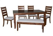 Gavin 6 Piece Dining Set Product Image
