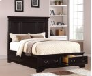 Camberly Queen Panel Bed with Storage Product Image