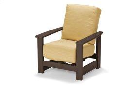 Hidden Motion Arm Chair
