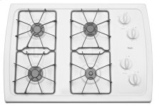 30-inch Gas Cooktop with 5,000 BTU AccuSimmer® Burner