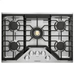 "General ElectricMONOGRAMMonogram 30"" Deep-Recessed Gas Cooktop (Natural Gas)"