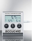 High/low Temperature Alarm With Nist Calibrated Temperature Readout Product Image