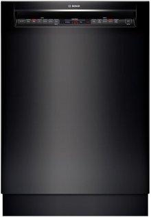 "24"" Recessed Handle Dishwasher 800 Series- Black"