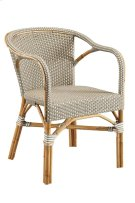 Grey Paley Bistro Chair Product Image